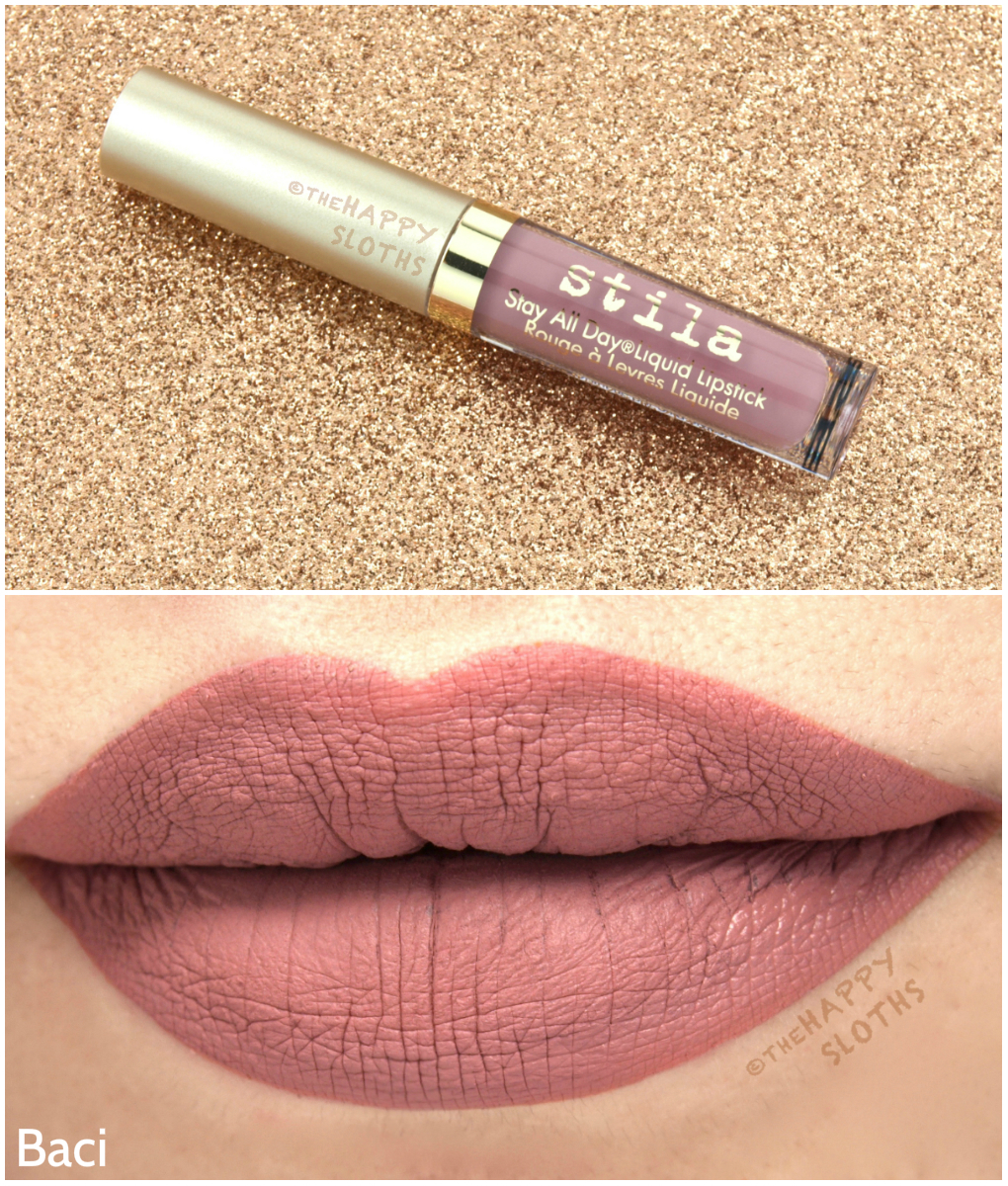 stila stay all day liquid lipstick review