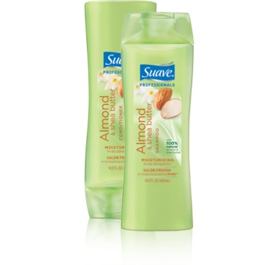 suave almond and shea butter conditioner review natural hair