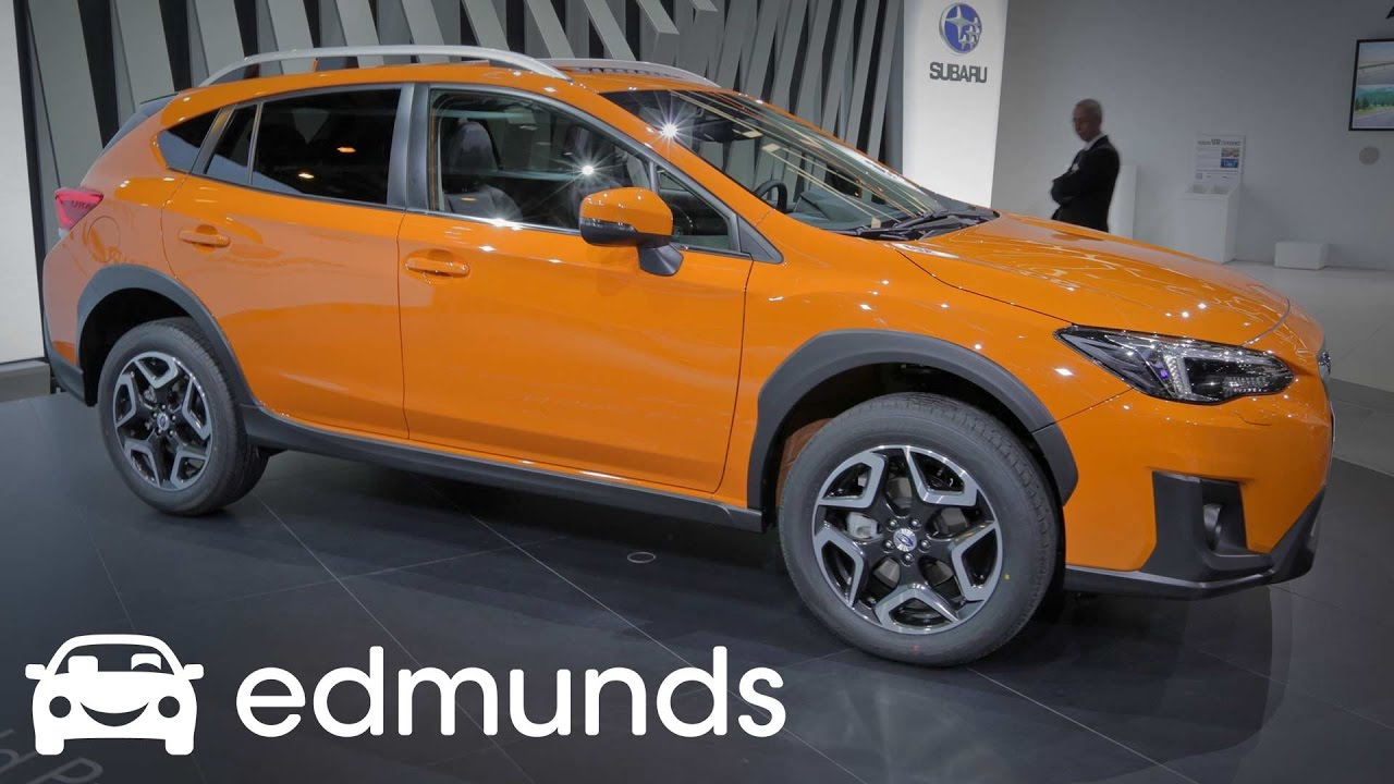 subaru xv crosstrek review edmunds