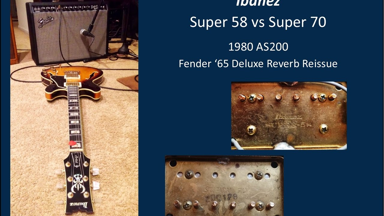 super 58 custom pickups review