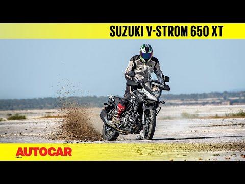 suzuki v strom 650 review youtube