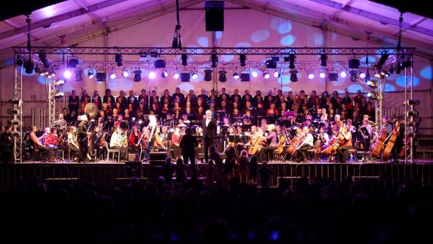 symphony in the gardens review