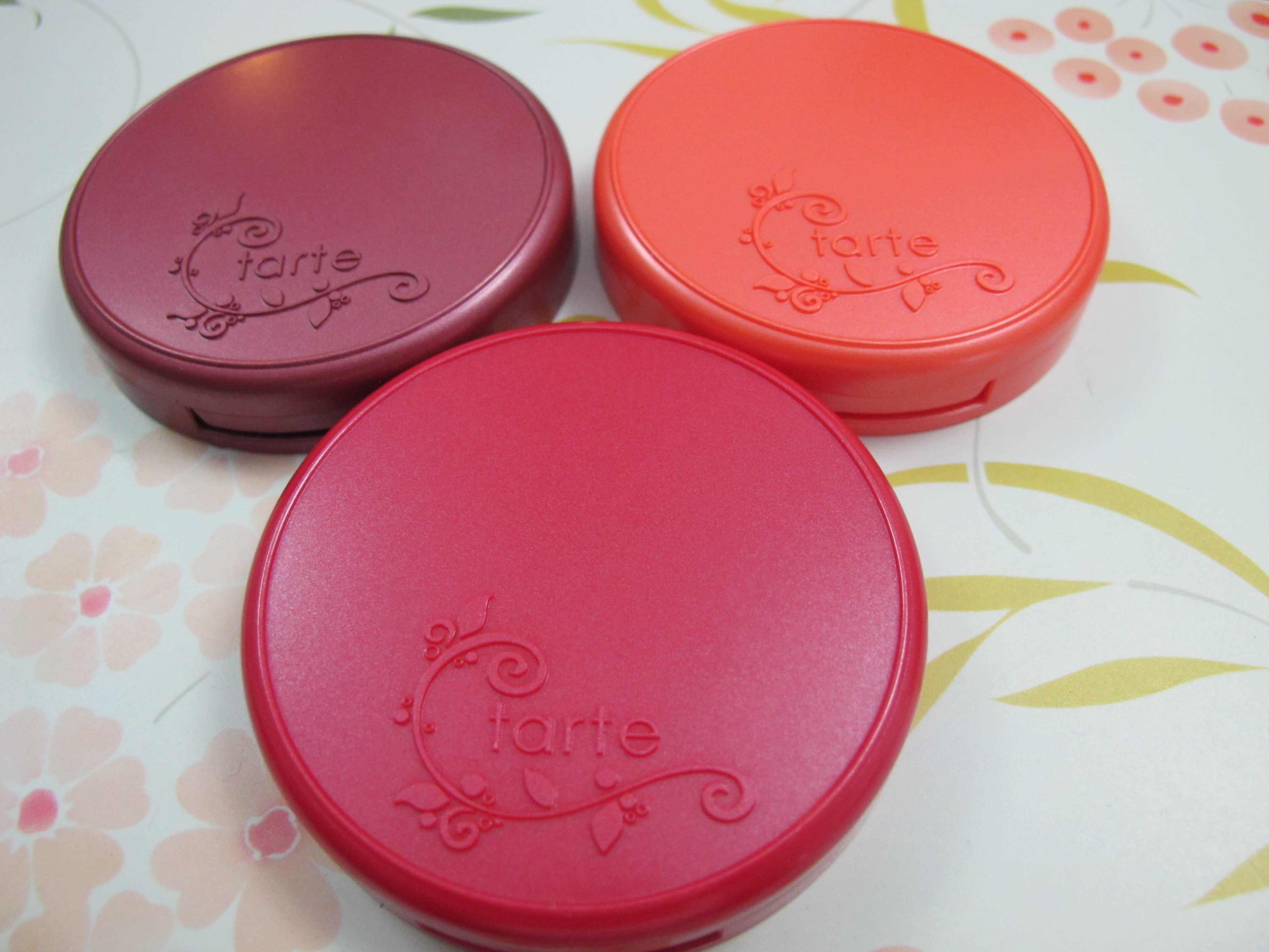 tarte amazonian clay blush dollface review