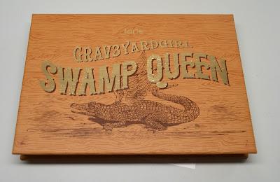 tarte swamp queen palette review