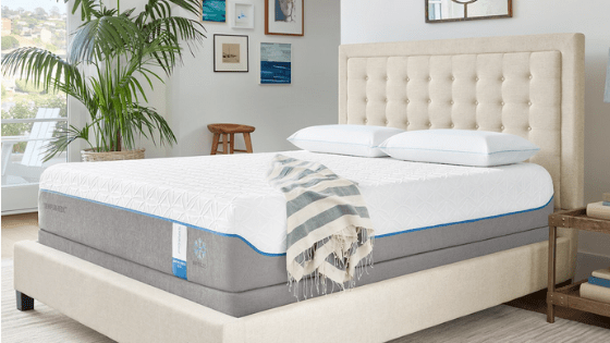 tempur cloud supreme breeze mattress reviews