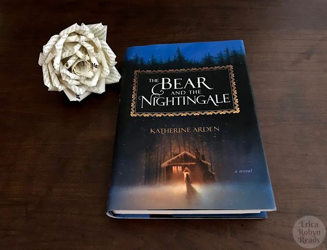 the bear and the nightingale review