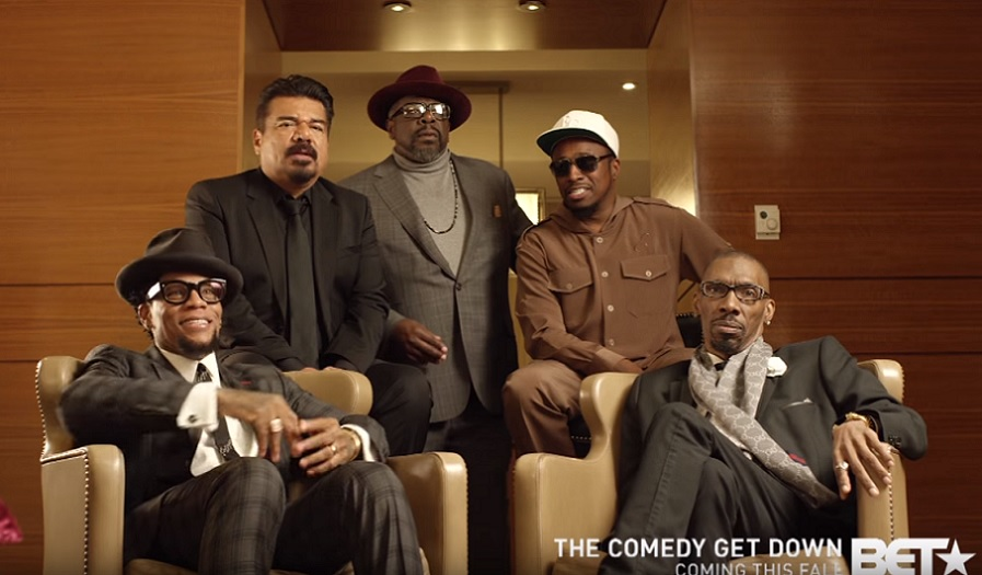 the comedy get down reviews