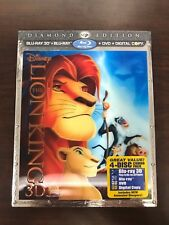 the lion king 3d blu ray review