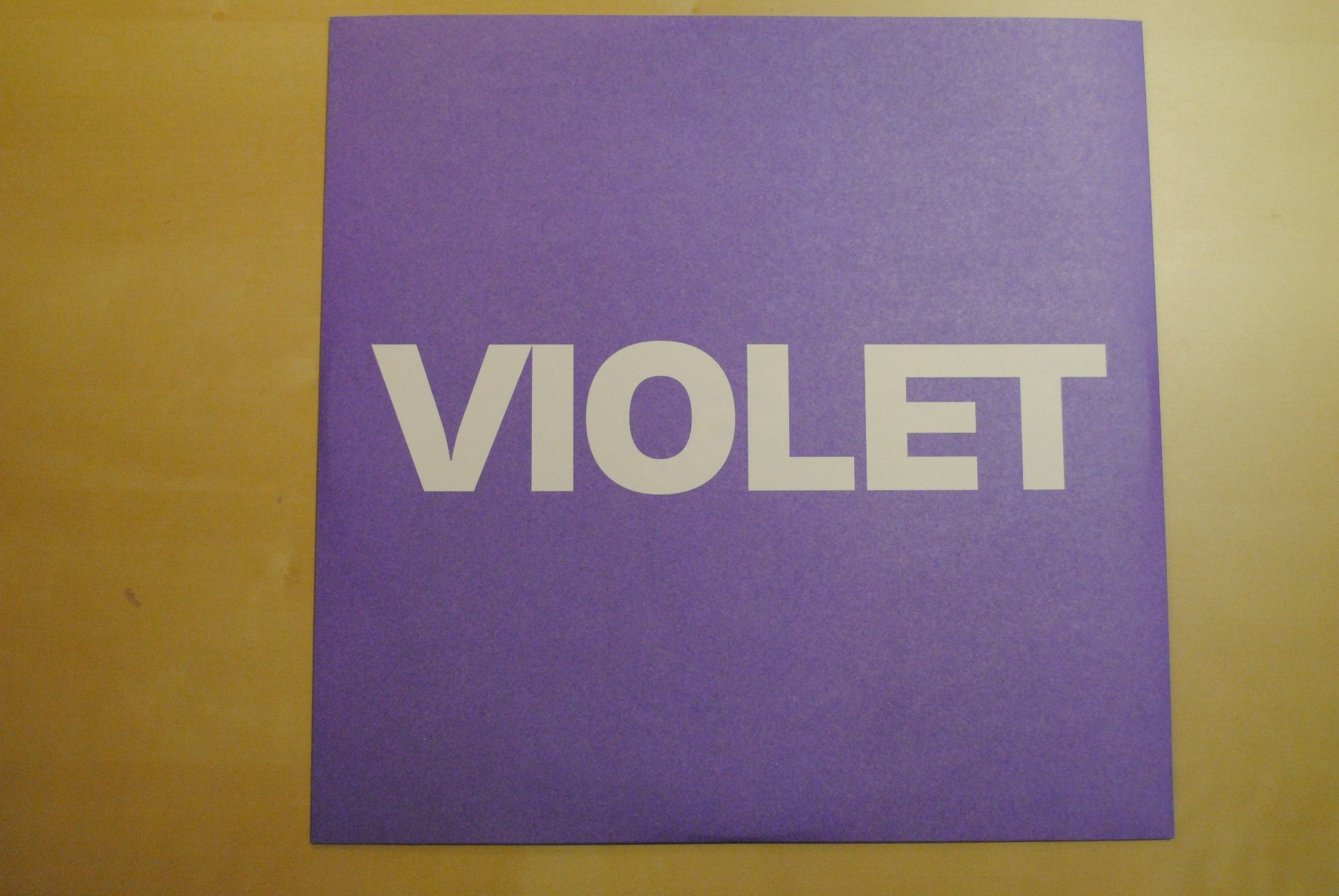 the national high violet review