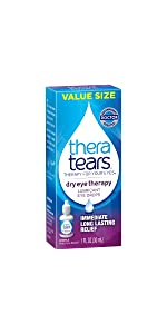 thera tears preservative free reviews