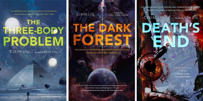 three body problem book review