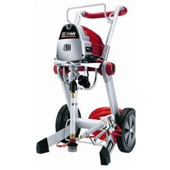 titan 200 paint sprayer reviews