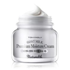 tony moly goat milk placenta cream review