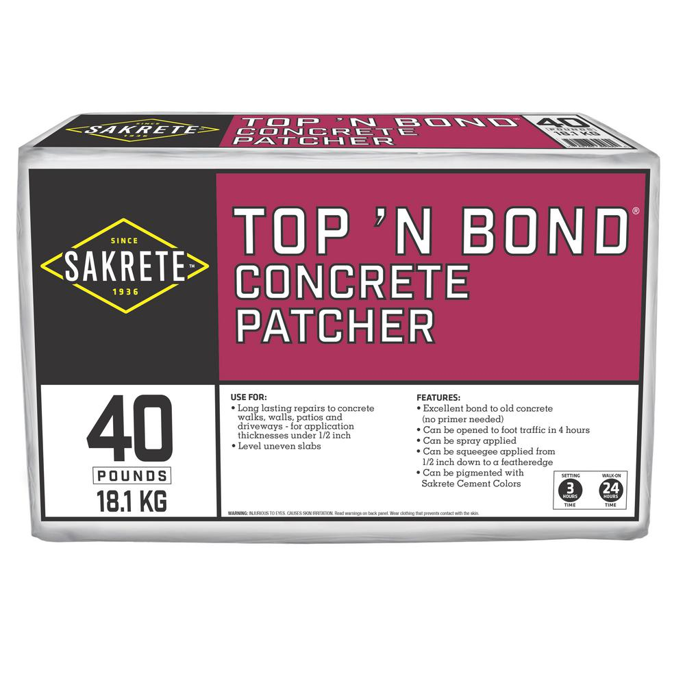 top n bond concrete patcher review
