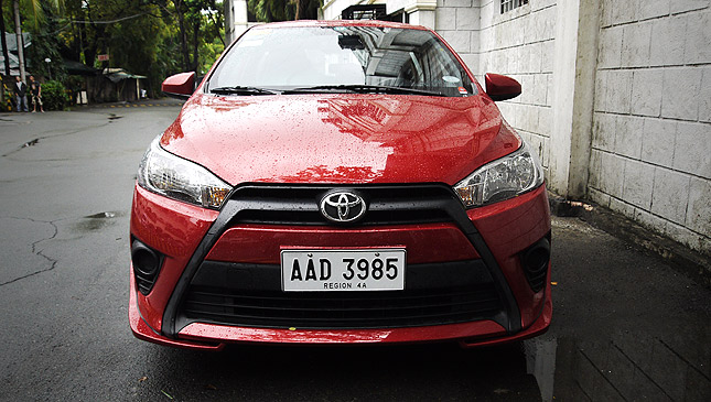 toyota yaris 2017 philippines review
