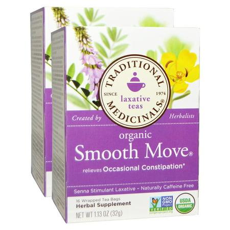 traditional medicinals organic smooth move reviews