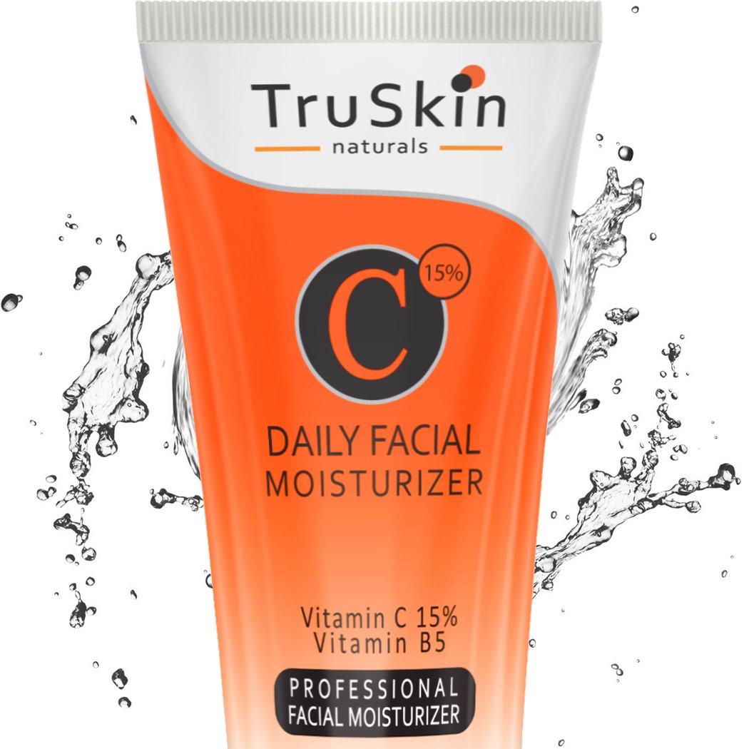 truskin vitamin c moisturizer review