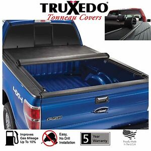 truxedo roll up tonneau cover reviews