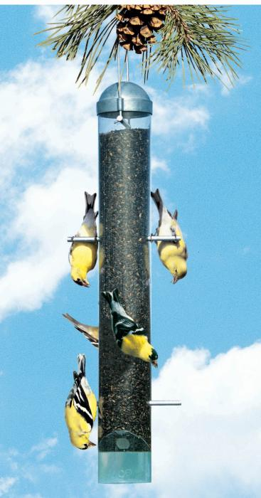 upside down finch feeder reviews