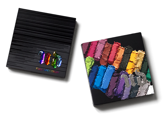 urban decay full spectrum palette review