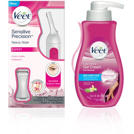 veet hair removal trimmer reviews