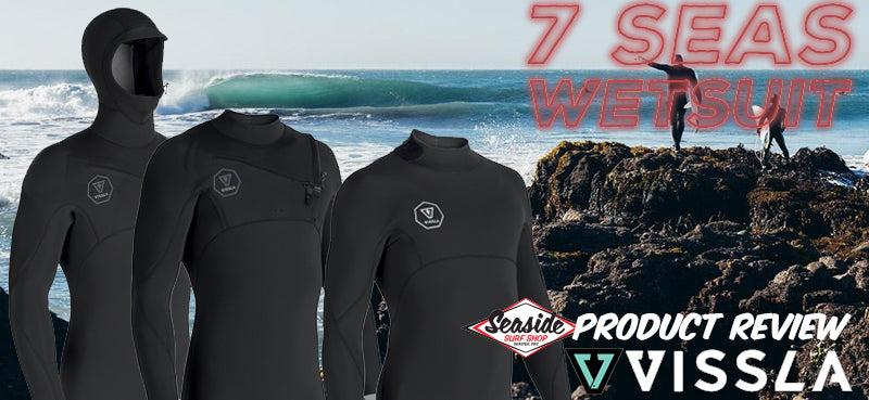 vissla 7 seas wetsuit review