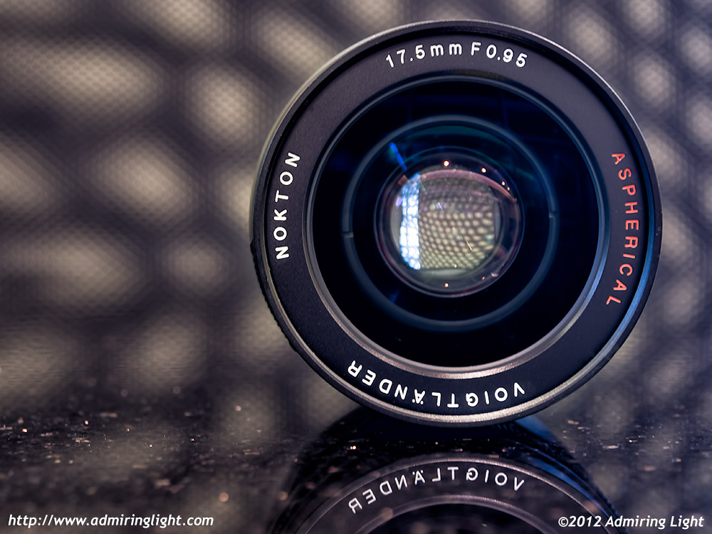 voigtlander 25mm f 0.95 review