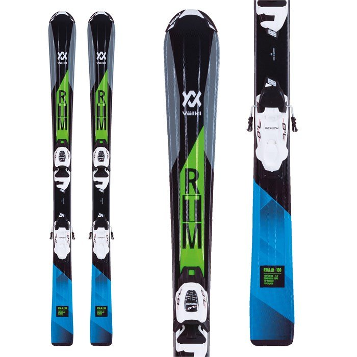 volkl rtm jr skis reviews