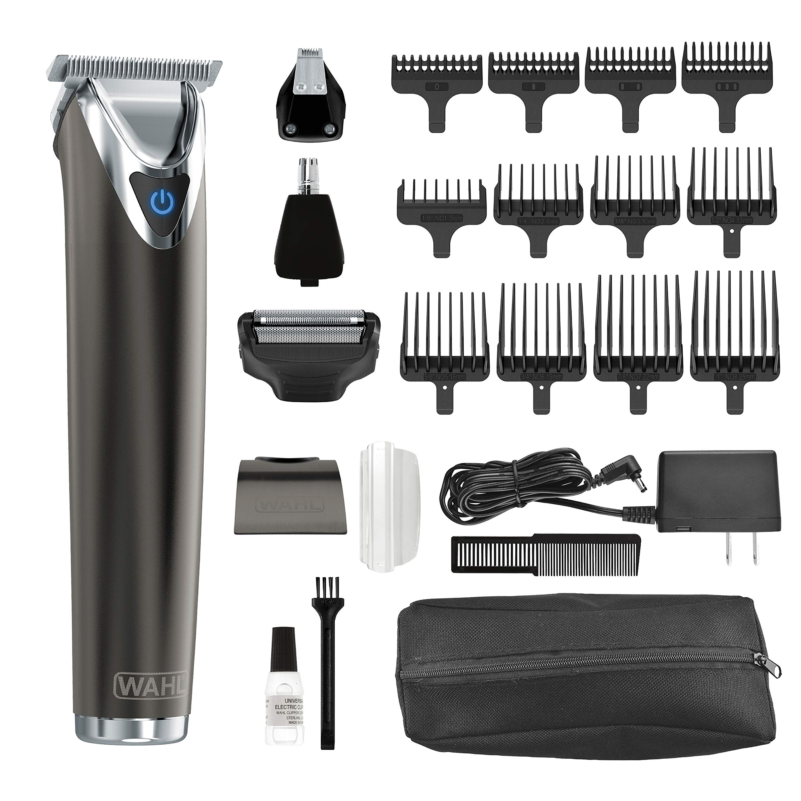 wahl lithium ion plus trimmer review