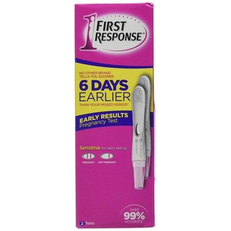 walmart brand pregnancy test reviews