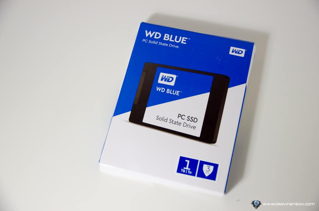 wd blue ssd review 250gb