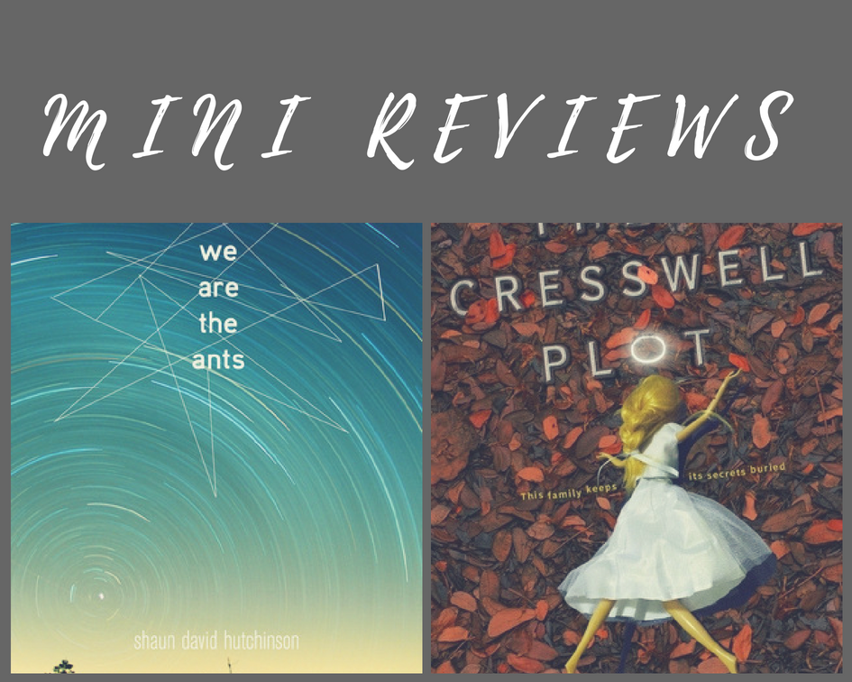 we are the ants review