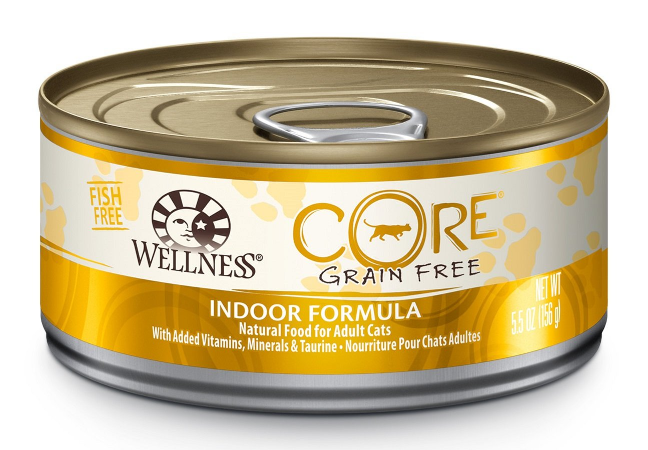 wellness core wet cat food reviews