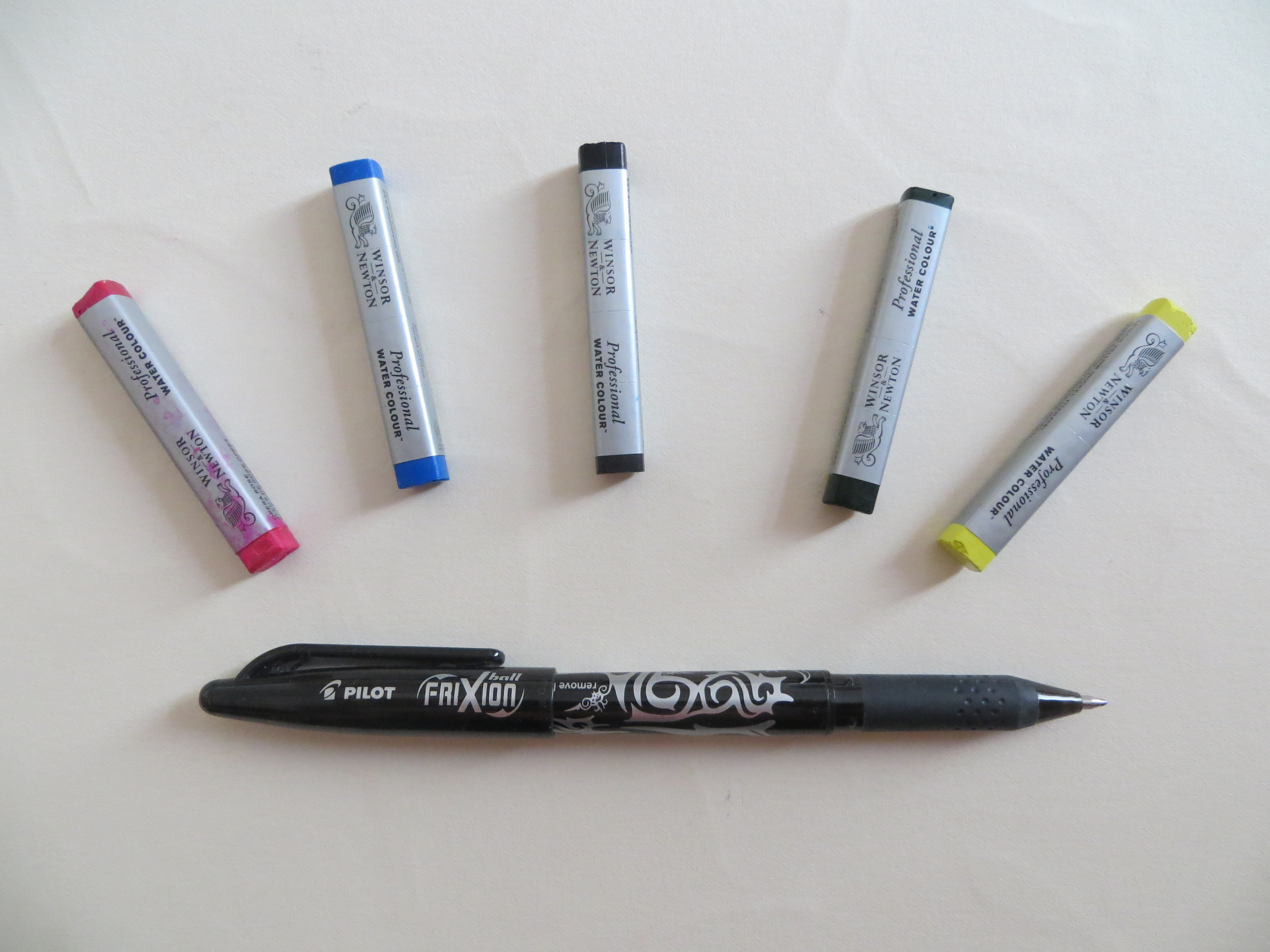 winsor and newton professional watercolor review