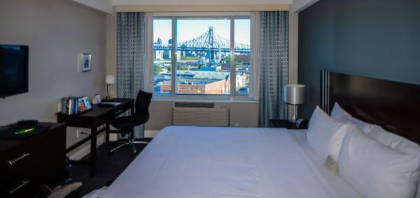 wyndham garden long island city manhattan view hotel review