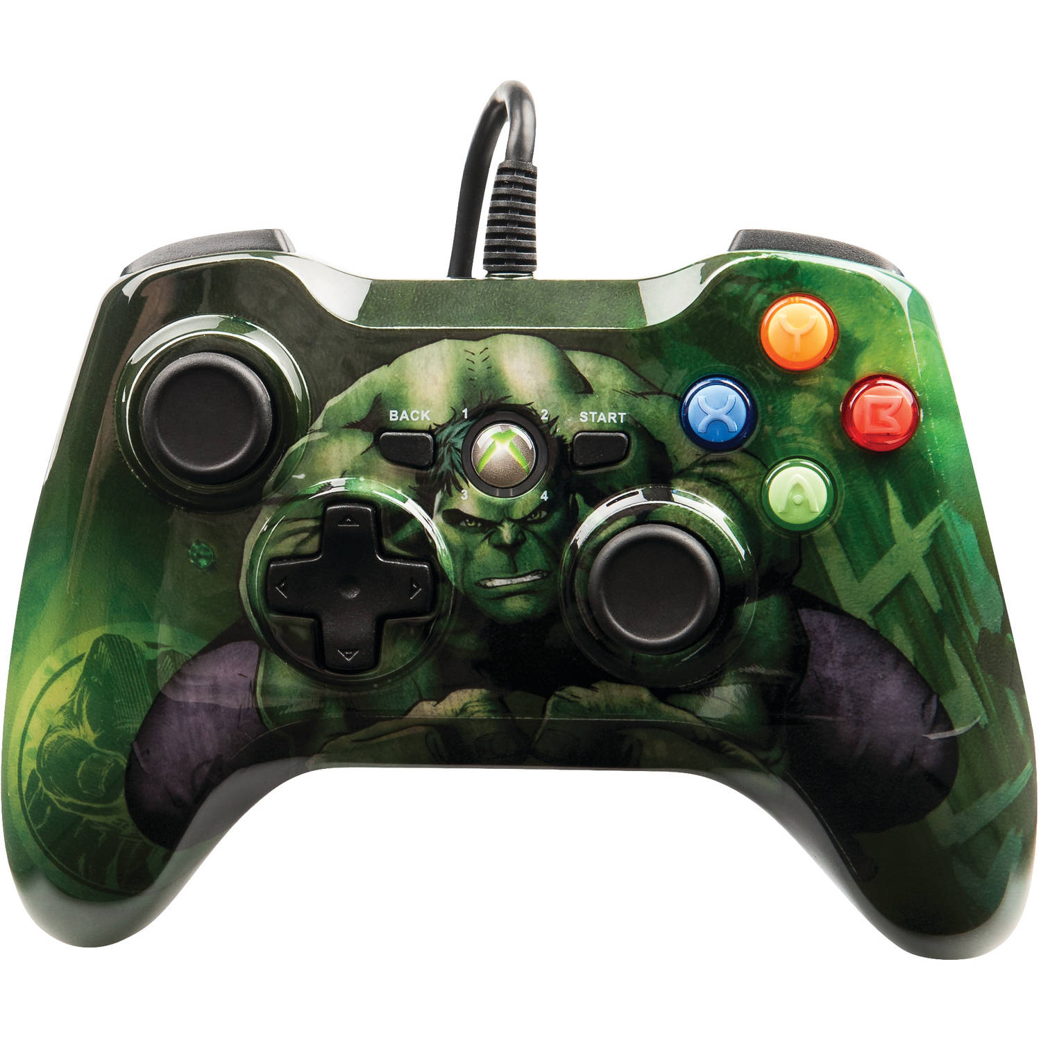 xbox 360 wired controller review