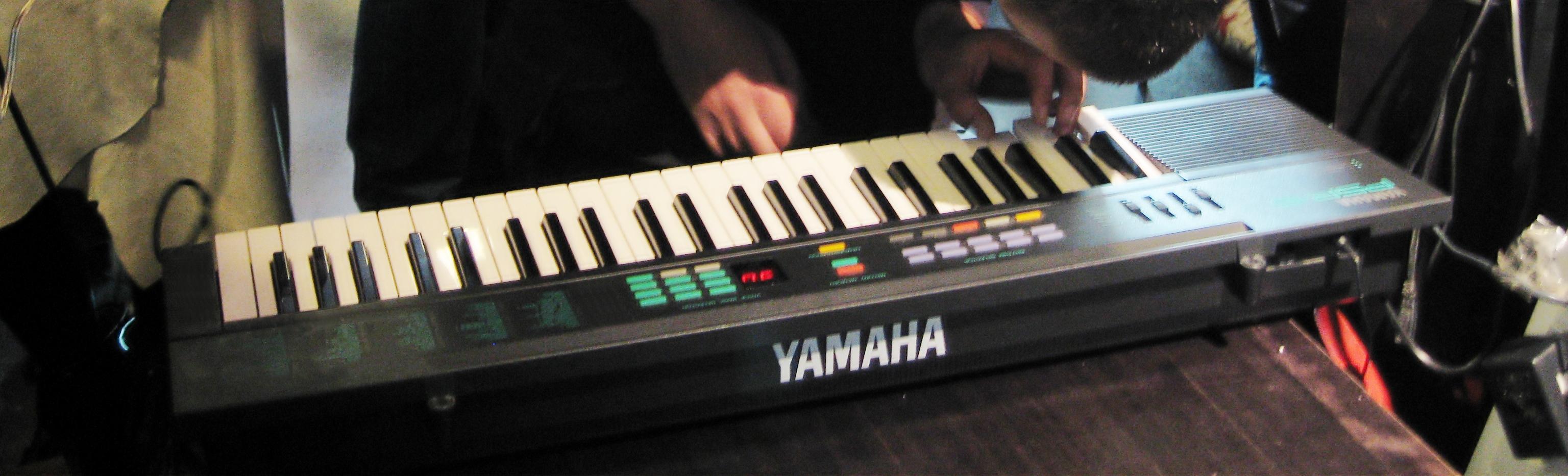 yamaha psr 6 keyboard review