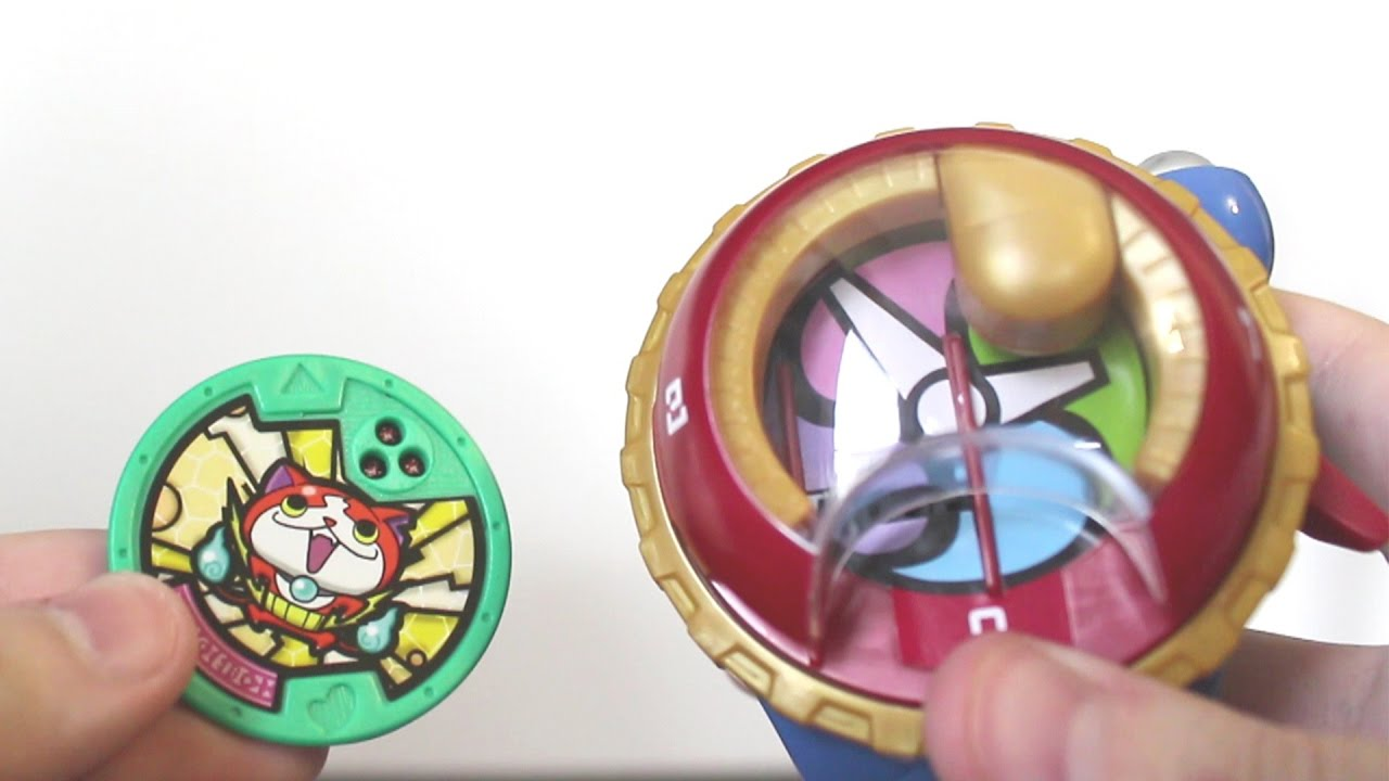 yo kai watch toy review