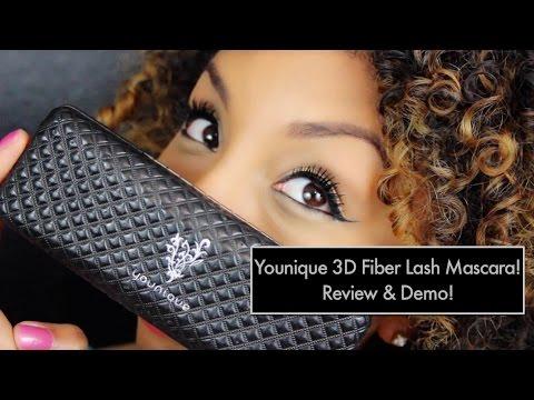 younique 3d fiber lash mascara reviews