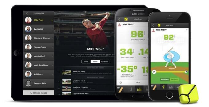 zepp baseball swing analyzer review